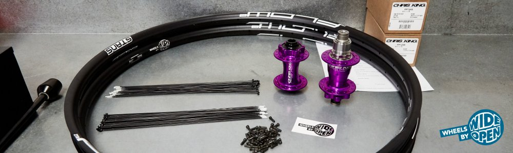 Customize your wheelset